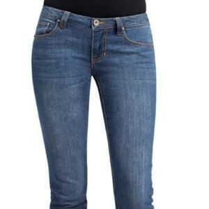 CAbi Denim Blue Jeans Size 8